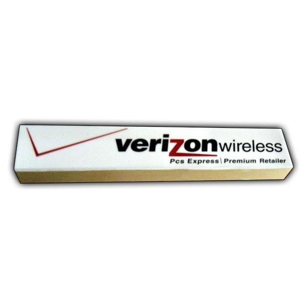 Verizon Acrylic Light Box Sign