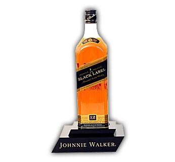 Johnnie Walker LED Bottle Glorifier