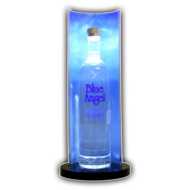 LED/Non - LED Single Bottle Display