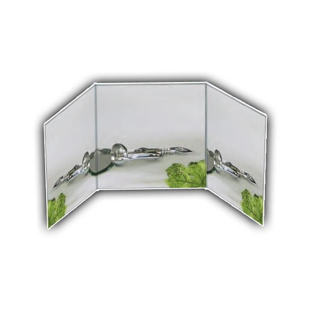 Three-Way Acrylic Mirrors