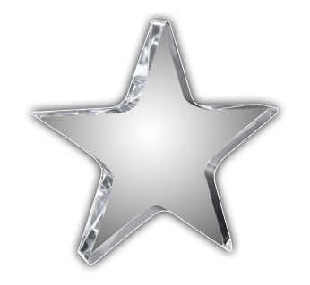 Paperweight Star