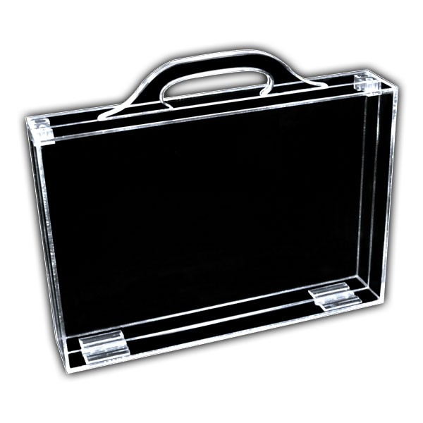 Custom Acrylic Briefcase
