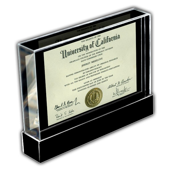 Custom Certificate Display with Base