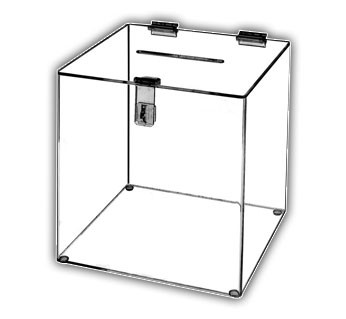 Cube-Style Collection Boxes