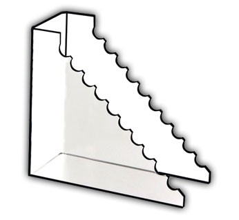 Horizontal Multi-Pen Display