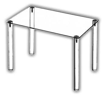 Rectangular Countertop Tables
