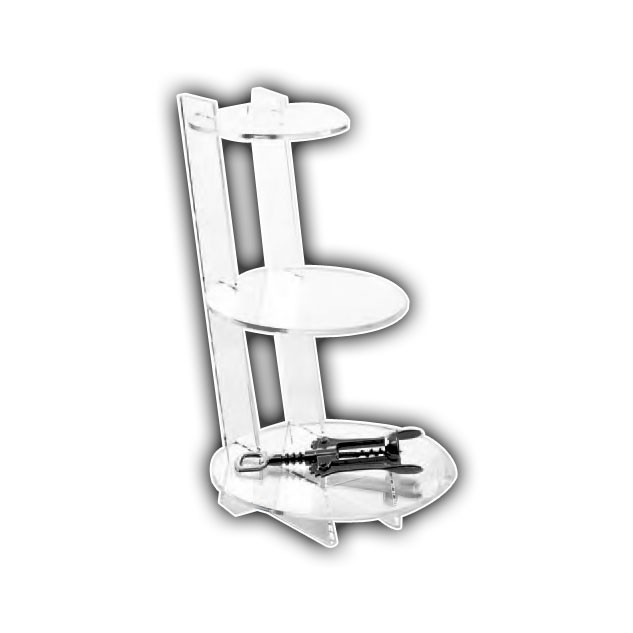 Interlocking Disc Riser