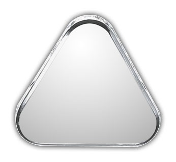 Triangle with Round Corners