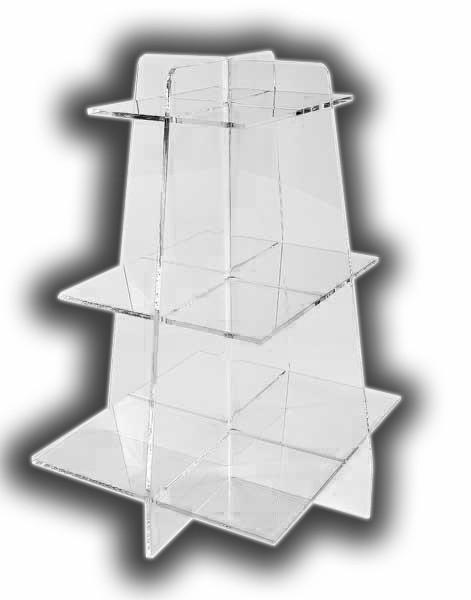 Three-Shelf Interlocking Tower