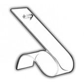 Scroll-Style Shoe Risers