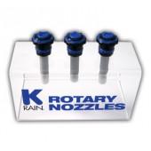 K Rain® Notary Nozzles Display