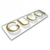 Gucci 3D Logo