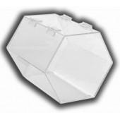 Double-Door Stackable Bins