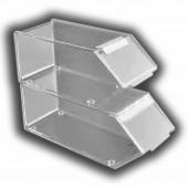 Mini Stackable Bins