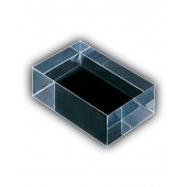 "Large Acrylic Blocks 1"" Thick"